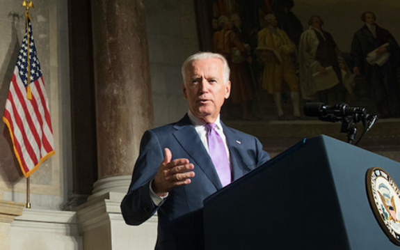 조 바이든 미 대통령 당선자. '친환경' 바이든 체재의 도래에 따라 기후위기 대안으로서의 글로벌 협력에 대한 기대가 한층 높아지고 있다. (사진출처=White House)